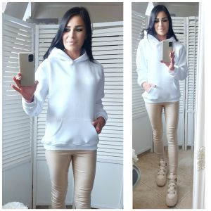 Bluza Cindy White